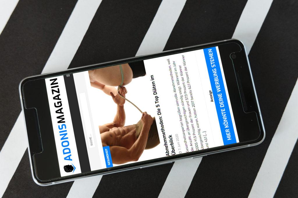 Pressebild Smartphone