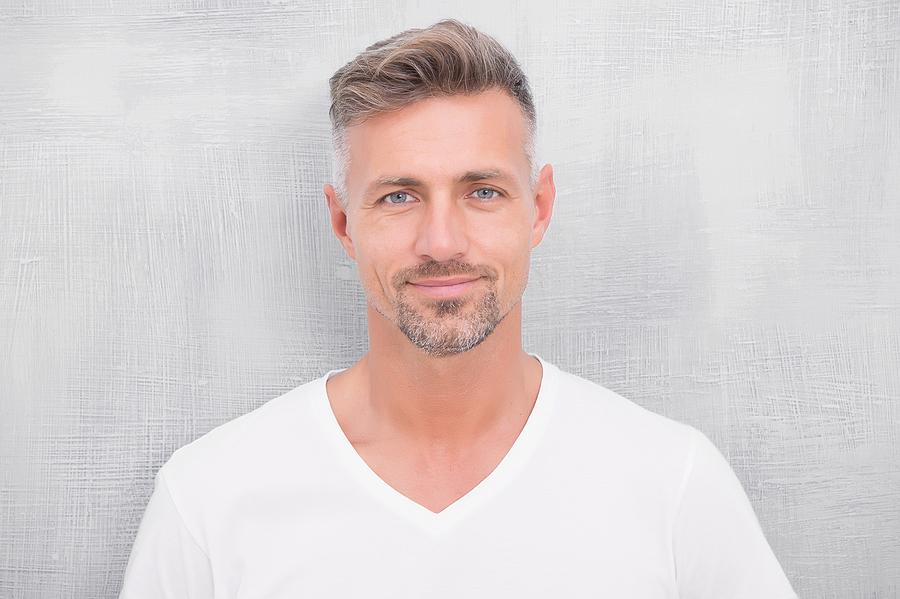 Männer Haartransplantation