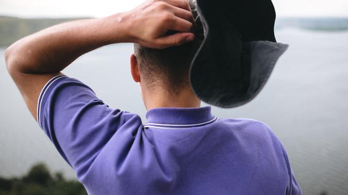 Kopfbedeckung nach der Haartransplantation